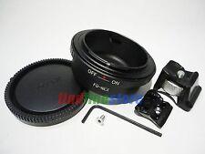 Tripod Canon FD Lens to Sony E NEX 3 NEX 5 NEX 7 C3 5N a7R a6000 adapter + CAP