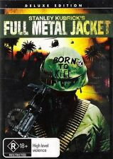 FULL METAL JACKET Deluxe Edition : NEW R4 DVD