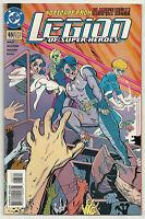 Legion of Super-Heroes   #65    VF  (Vol 3)
