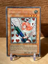Injection Fairy Lily Lod-100 YuGiOh! Secret Rare Card (Unlm. Edition)