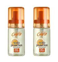 2x Calypso Scalp Protection Spray Scalp & Parting High Protection SPF30, 2x 50ml