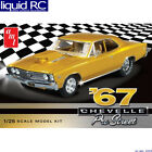 AMT 876 1/25 1967 Chevy Chevelle Pro Street