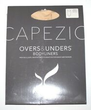 Nwt New Capezio Overs & Unders Bodyliner Body Liner Leotard Camisole Girl Women