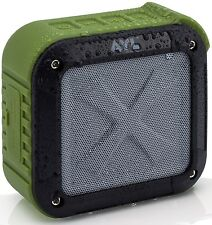 Best Portable Outdoor and Shower Bluetooth 4.1 Speaker by AYL SoundFit,