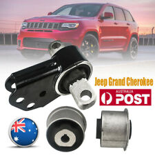 Front DIFF Mount Bush Kit+ Diff Cradle Arm For Jeep Grand Cherokee WH WK 05-2010