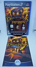 El Señor De Los Anillos: la tercera edad (Sony PlayStation 2, 2004)