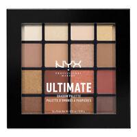 "1 NYX Ultimate Shadow Palette Eye "" USP03 - Warm Neutrals NEW"