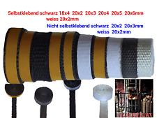 Kamindichtung selbstklebend Dichtband Glas Kamin Ofen Dichtung 20x2,3,4,5,6,7mm