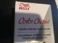 WELLA COLOR CHARM 1001/10N SATIN BLONDE LOT OF 2