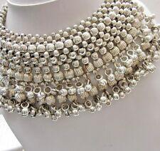 Statement Handmade Choker Necklace Ethnic Vintage Silver Bohemian Boho Jewelry