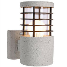 Wall Steel Stainless Outdoor LED Lamp E27 10W Light Wall Balcony RGB W