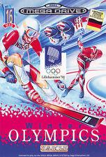 # hiver OLYMPICS LILLEHAMMER 94-sega Mega Drive/MD jeu-top #
