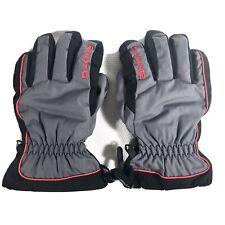 Dakine Ski Gloves Mens Large Winter Snowboard Skiing Black Gray