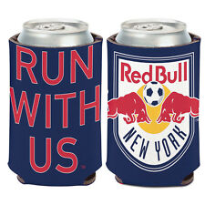 New York Red Bulls Can Cooler 12 oz. MLS Koozie