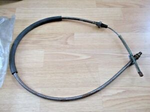 NOS 1979-1980 Ford LTD Custom Parking Brake Rear Cable & Conduit D9AZ2A635B OEM