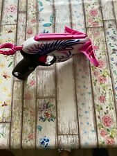 Nerf Rebelle Blaster Pistol Tested And Working. Very Good Condition.