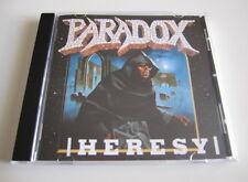 Paradox - Heresy CD
