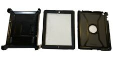 Genuine OtterBox Defender Series Protective Case & Stand for iPad 2, 3 and 4