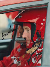 Gwyndaf Evans Hand Signed 8x6 Photo Rally.