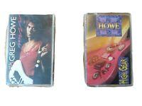 Greg Howe Cassette Lot-S/T,High Gear