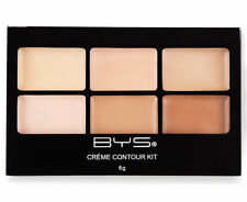 BYS Creme Contour Kit - #01 Contour Is Key