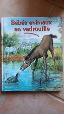 Livre : Bébés animaux en vadrouille
