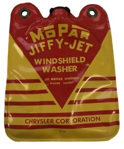 NEW 1955 1956 Mopar Windshield Washer Bag Chrysler Plymouth Dodge Desoto