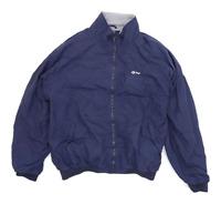 Winship Mens Size L Cotton Blue Jacket