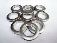 Curtain Grommet Plastic Eyelet Rings for Blackout Sheer Shower Curtain Accessory