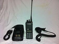 800 MHz Motorola MTS2000 SMARTNET radio W/ Programming Security Police fire