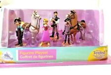 Disney Tangled The Series Rapunzel 6pc Figurine Playset collectible movie toy