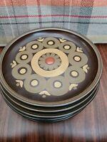"denby arabesque tea / side plate 6.5"" diameter"