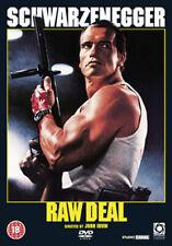 Raw Deal 5055201803771 With Arnold Schwarzenegger DVD Region 2