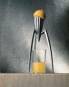 Spremiagrumi ALESSI Juicy Salif in alluminio. Design Philippe Starck