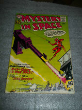 DC COMICS MYSTERY IN SPACE #77 AUGUST 1962 VERY GOOD CONDITION