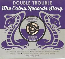 DOUBLE TROUBLE THE COBRA RECORDS STORY 1956 - 1959 - 2 CD BOX SET
