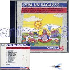 C'ERA UN RAGAZZO CD - RICKY SHAYNE MAIOCCHI CARMEN VILLANI SHEL SHAPIRO DINO