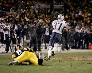 Rodney Harrison New England Patriots interception 8x10 11x14 16x20 photo 026