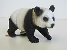 Retired Schleich - Wild Life Series - Panda Bear - Hand Painted Figure - Ages 3+