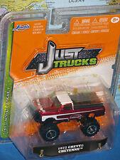 Jada Just Camions 2011 Ford F-150 SVT Raptor Blanc #054 Moulé tout Nouveau &