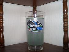 2000 KENTUCKY DERBY Glass Tumbler