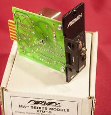 Input Module, Peavey Ma Series Model Btm-S #00065760
