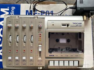 Tascam MF-P01 4 Track Cassette Tape Recorder Portastudio