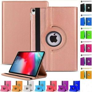 """For Apple iPad 9th Generation 10.2"""" 2020 360° Rotating Leather Smart Case Cover"""
