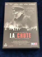 LA CHUTE film de OLIVIER HIRSCHBIEGEL en coffret collector 3 DVD
