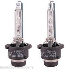 2x 06-10 For Lexus IS250 IS350 IS-F Xenon HID D4S BULB HEAD LIGHT LAMP