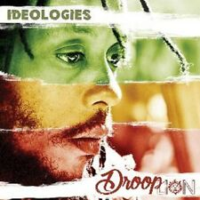 Droop Lion - Ideologies - New CD Album - Pre Order - 7th July