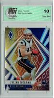 Julian Edelman 2020 Phoenix #14 Fanatics Fire Burst Card PGI 10