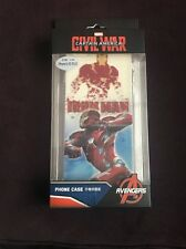 Iron Man iPhone 6/6 Plus Case Marvel Ironman Protective Clear New