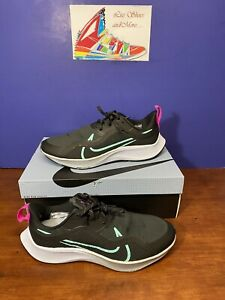 RARE NIKE AIR ZOOM PEGASUS 37 SHIELD (CQ8639 003) Women's Running Shoes Size 10